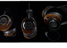 Kopfhörer aus Arboform - Flüssigholz