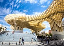 """Metropol Parasol"" in Sevilla - Bauen mit Holz"