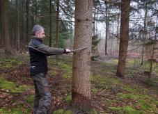 Stimmen aus dem Wald - Förster Discher
